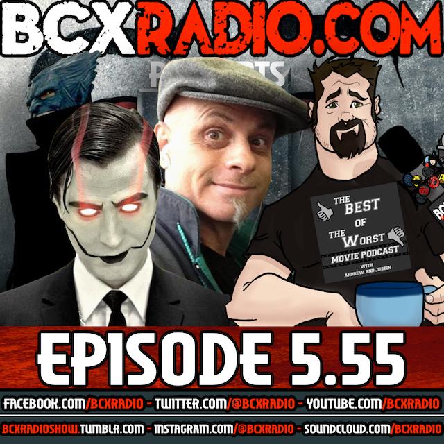 BCXradio 5.55 - Mutant Paradise