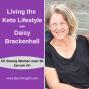 Artwork for Living the Keto Lifestyle with Daisy Brackenhall
