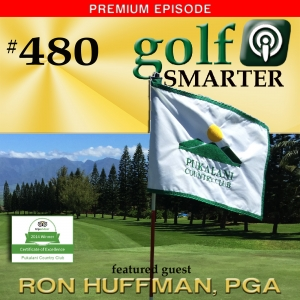 480 Premium: Golf History in Hawaii & TeeTour of Maui's Pukalani CC