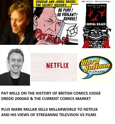 Word Balloon The Pop Culture Interview Podcast 08012017 09012017