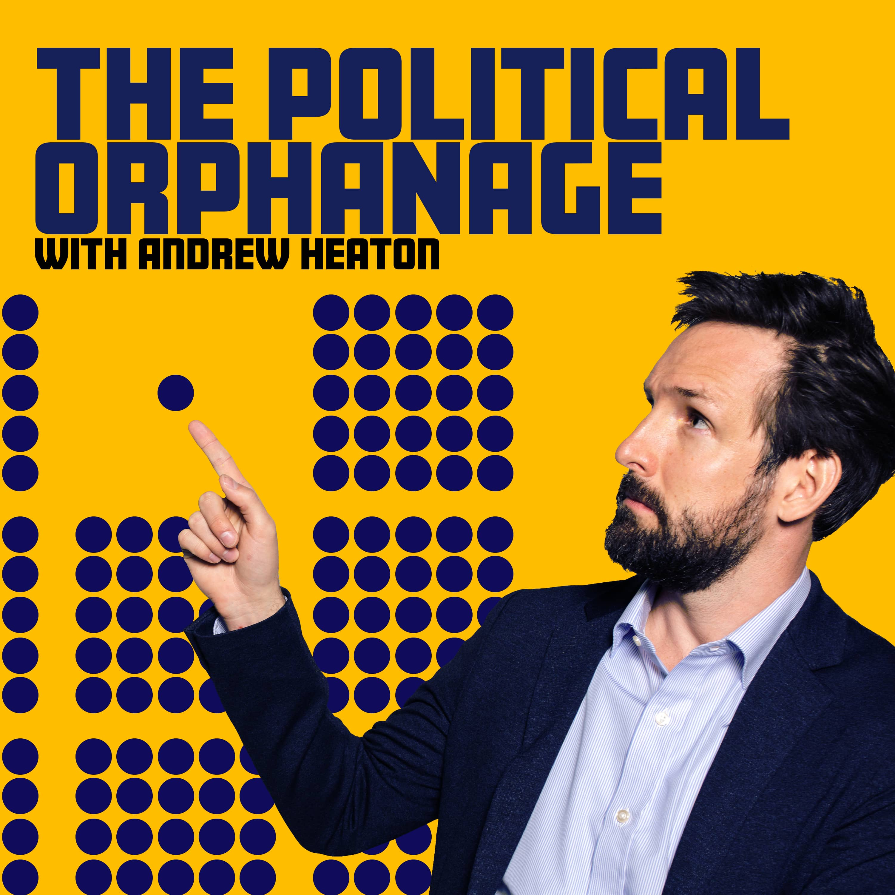 The Political Orphanage show art