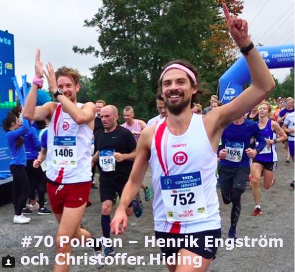 #70 Henrik Engström och Christoffer Hiding del 1