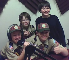 Max's Cub Scout Special with Pack 985