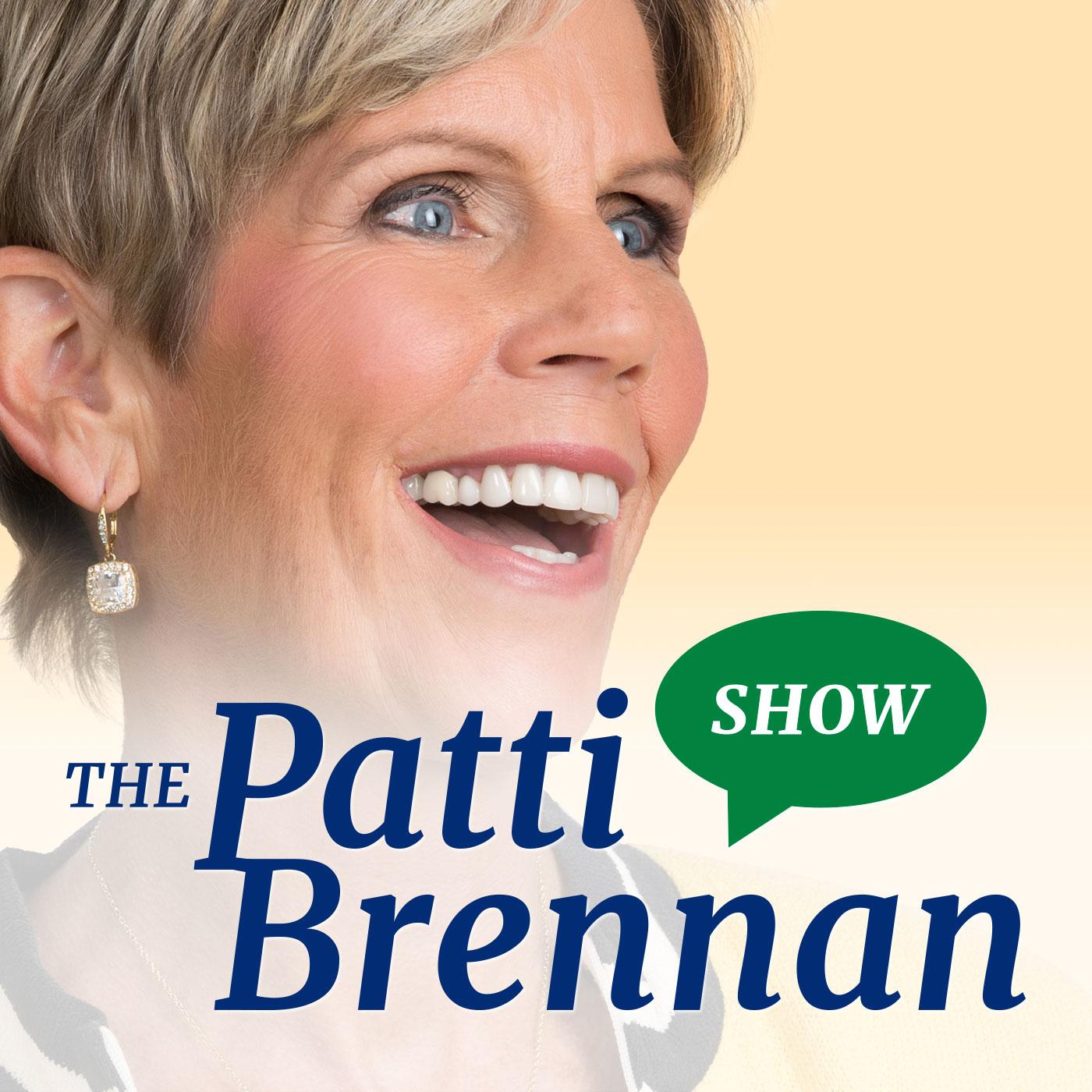 The Patti Brennan Show show art