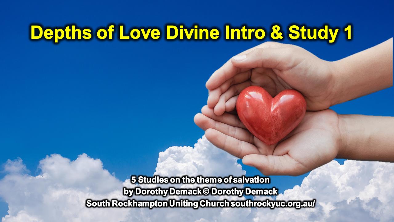 Depths of Love Divine 1