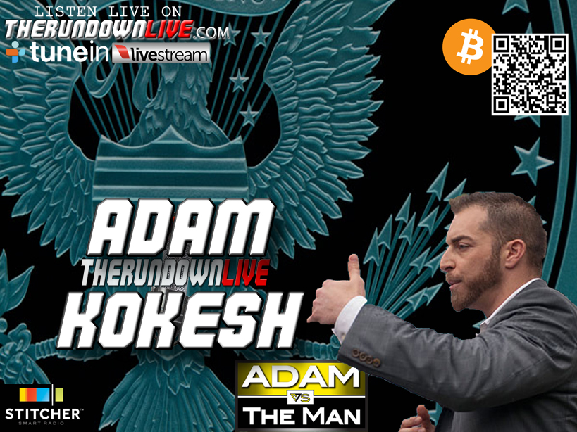 The Rundown Live #169 Adam Kokesh (NDAA,News,Politics,Future)