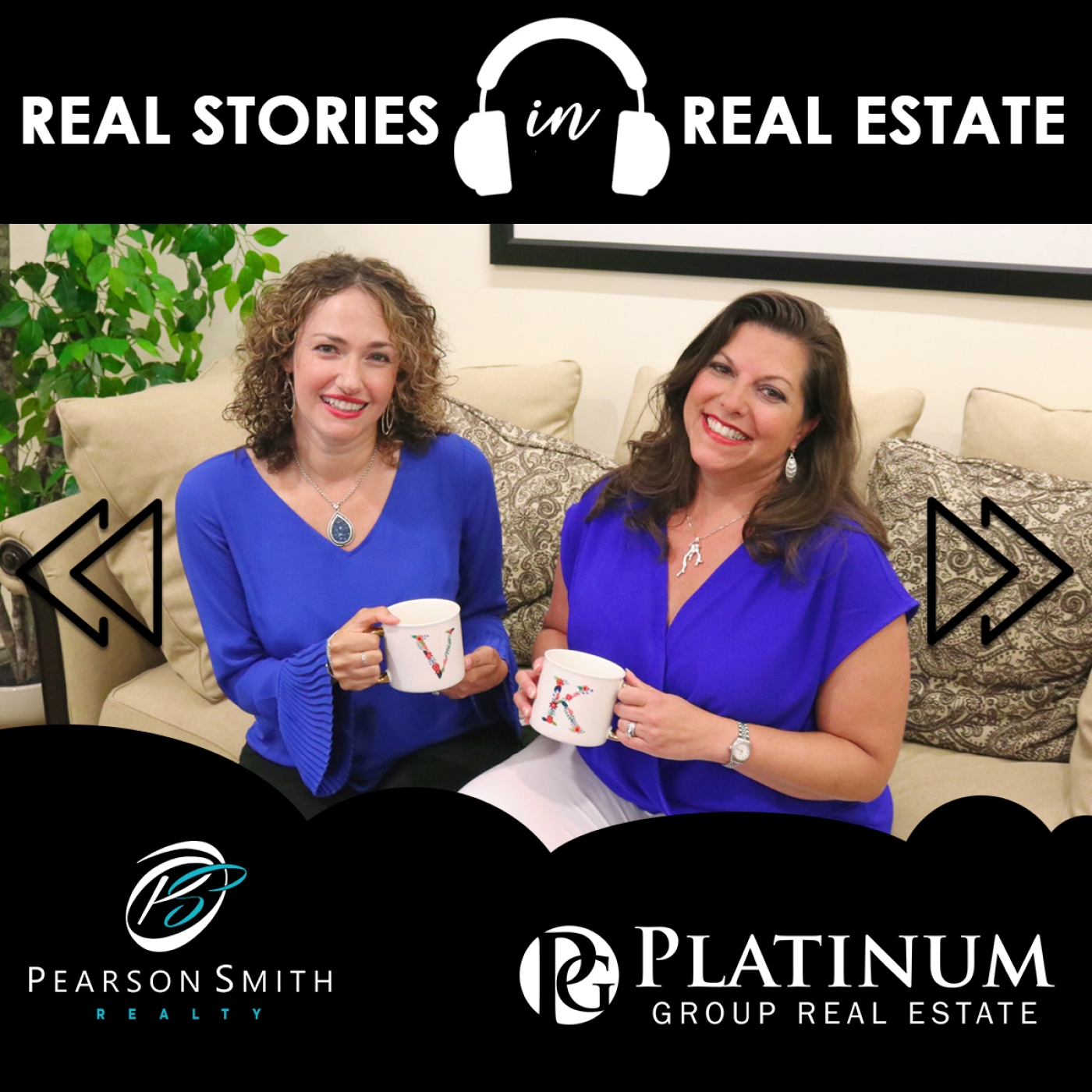 Real Stories in Real Estate Podcast show art
