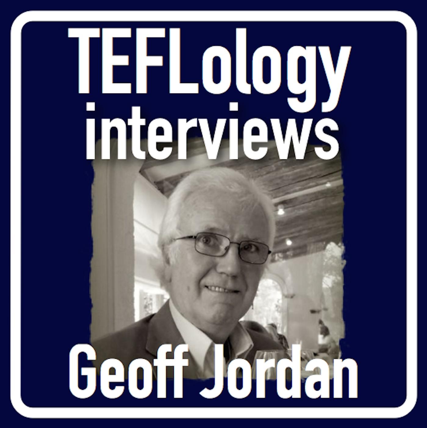 TEFL Interviews 14: Geoff Jordan on Teachers, Textbooks, and Power in ELT