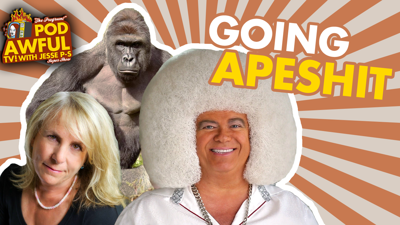 Going Apeshit w/ Harambe the Gorilla