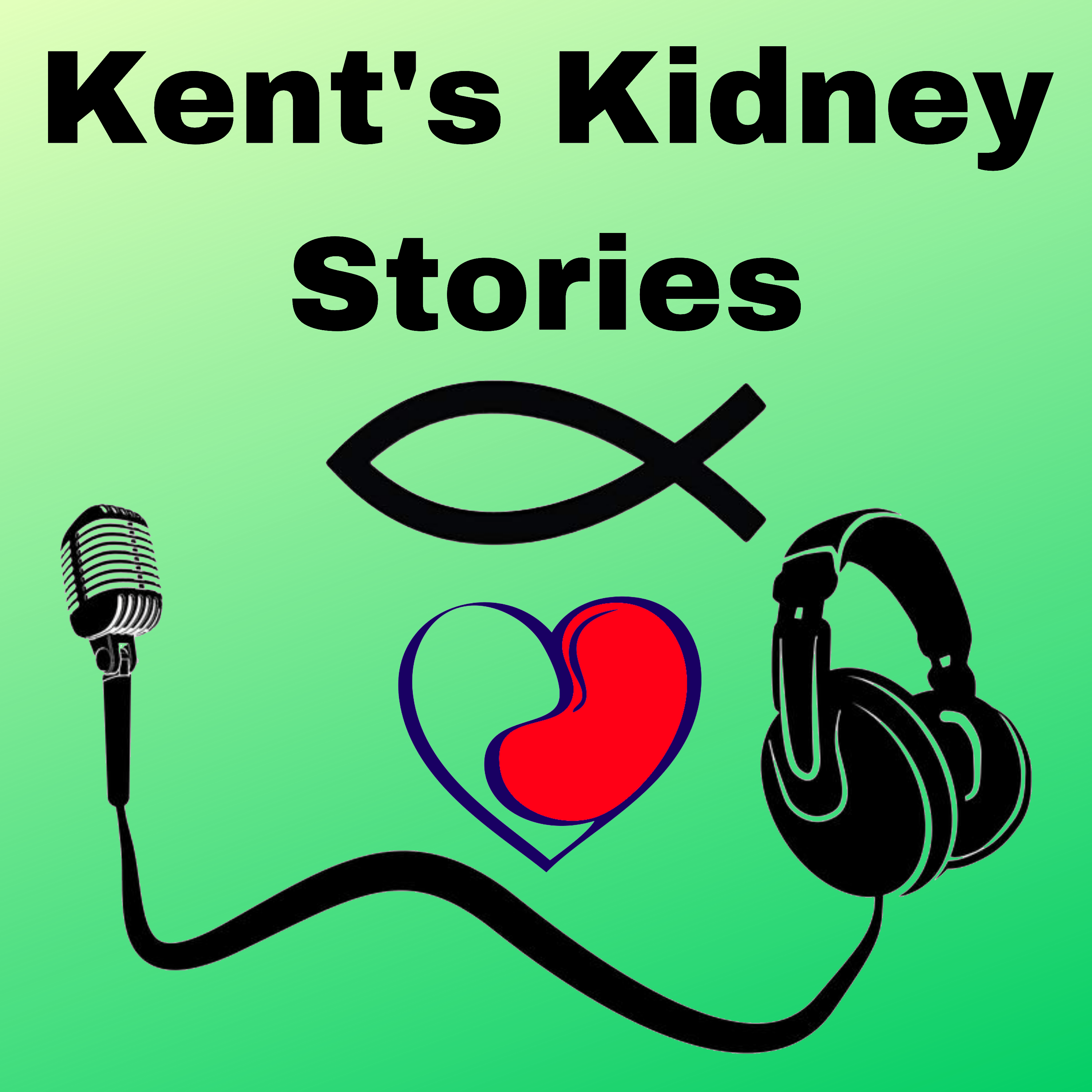 Kent's Kidney Stories show art