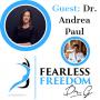 Artwork for Dr. Andrea Paul - Entrepreneur & CMO of BoardVitals