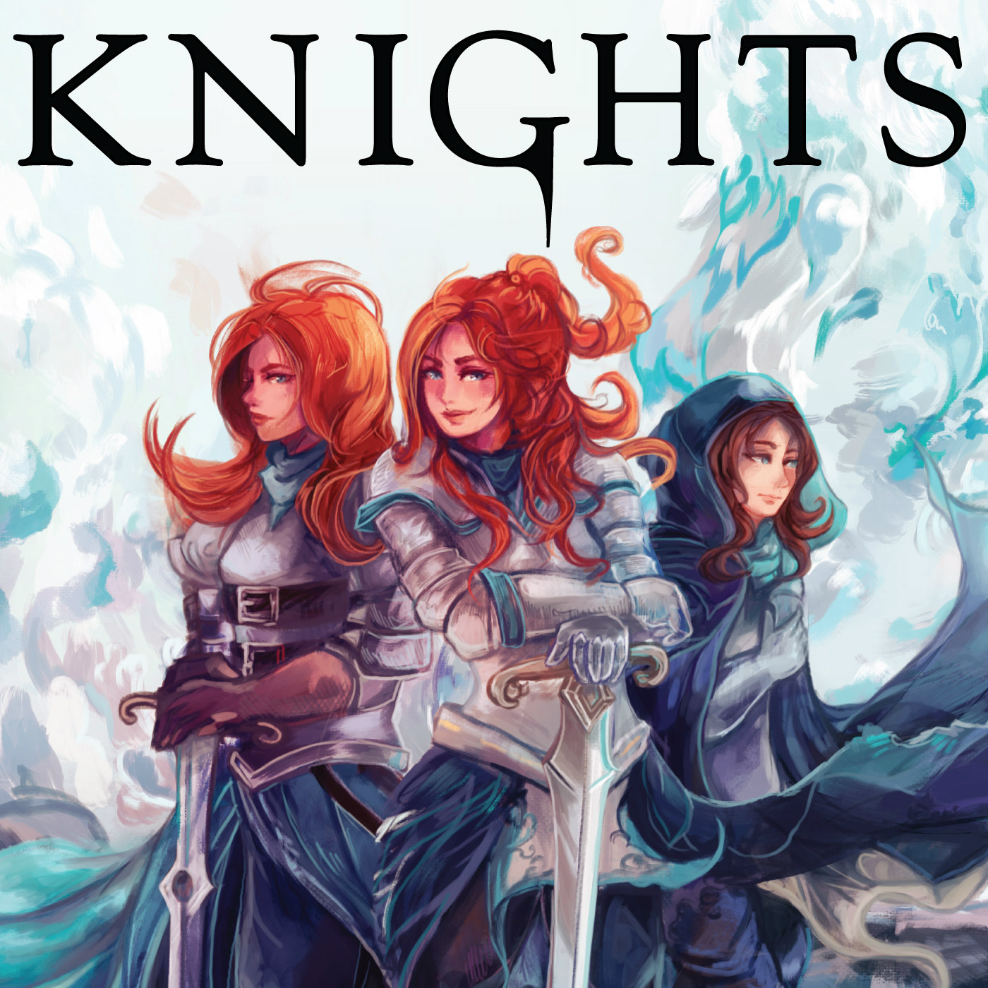 """""""    KNIGHTS """" Podcast"""