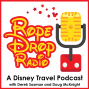 Artwork for RDR 167: Doug's day in Barcelona and his European Disney Cruise