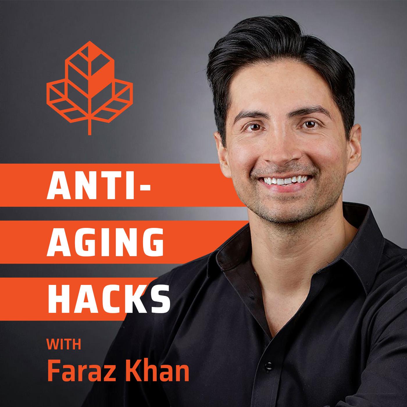 Anti-Aging Hacks show art