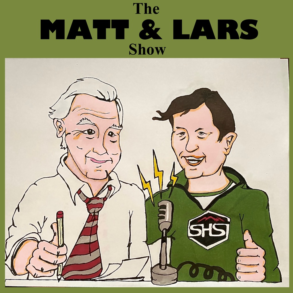 """Matt And Lars 274: """"If There Are Two Better WRs Than Williams, I'd Like To See Them!"""""""