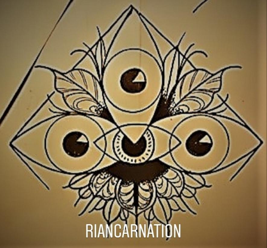 Riancarnation show art