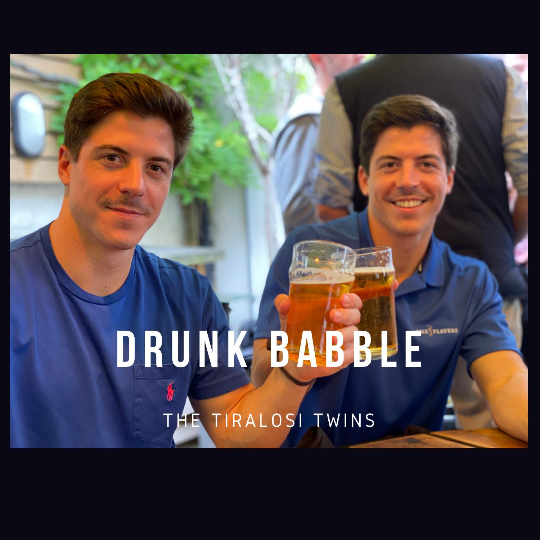 DrunkBabble's podcast show art
