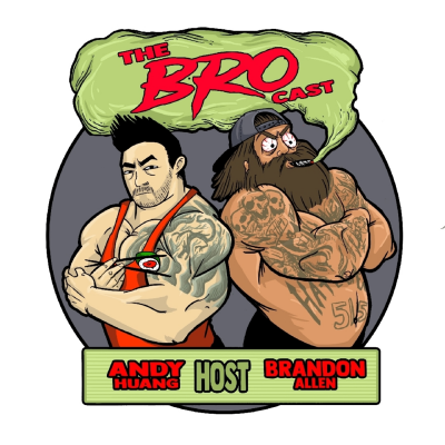 The BROCast with Andy and Brandon show image