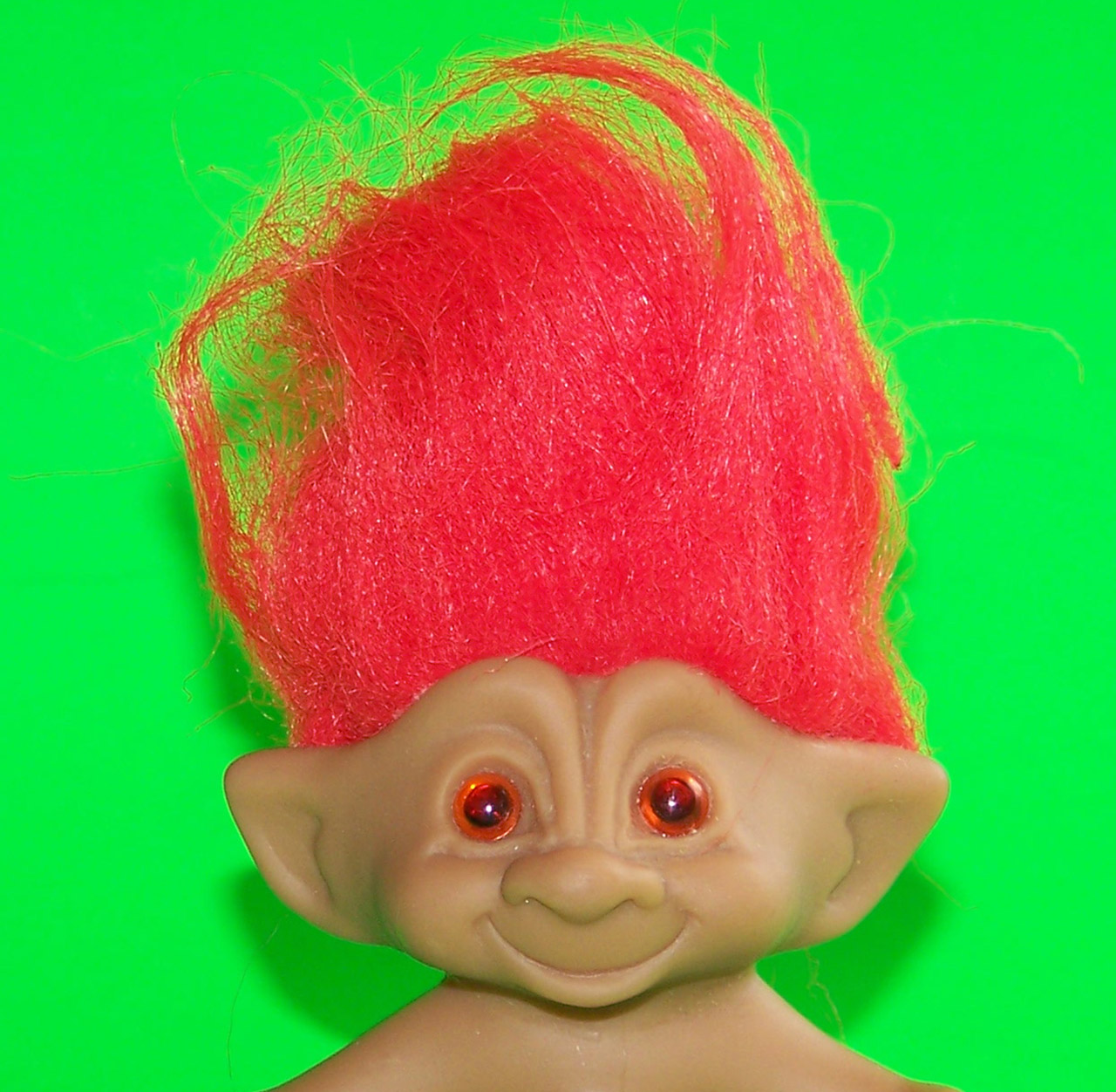 picture of Troll doll