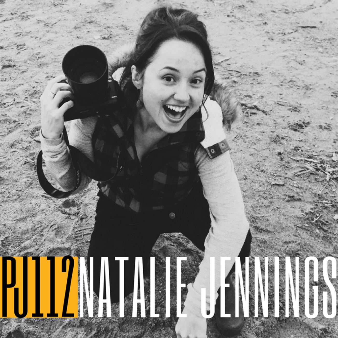 112 Natalie Jennings | Getting a Grant for Your Podcast