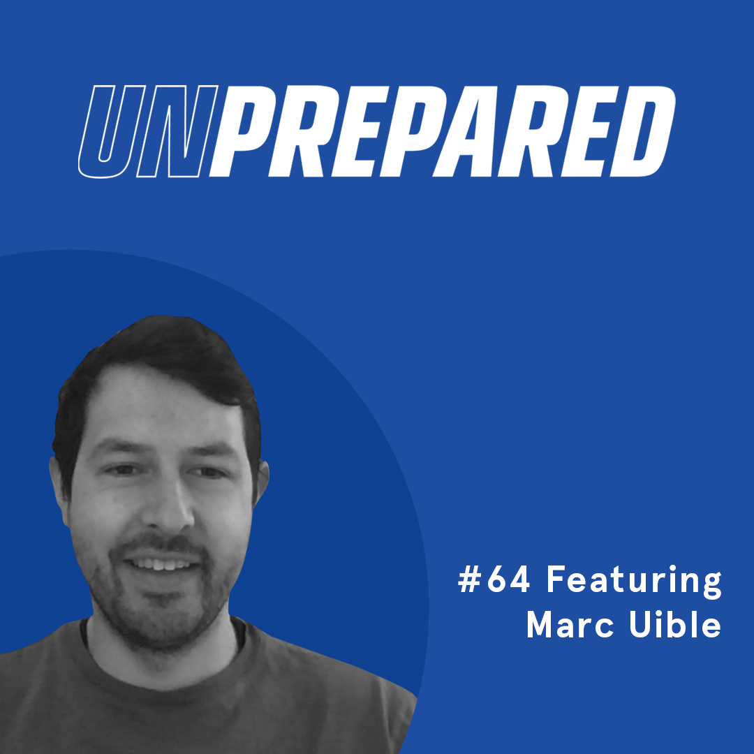 064 - Unprepared: Real-Time Product Customization Using 3D and AR in Ecommerce with Marc Uible