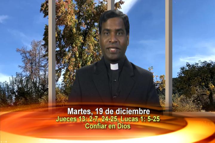 Artwork for Dios te Habla con Fr. Deeber Yonas, SVD;  Tema el hoy: CONFIAR EN DIOS