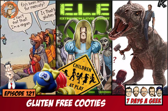 Episode 121:Gluten Free Cooties