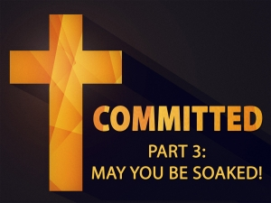 COMMITTED - PART 3 MAY YOU BE SOAKED