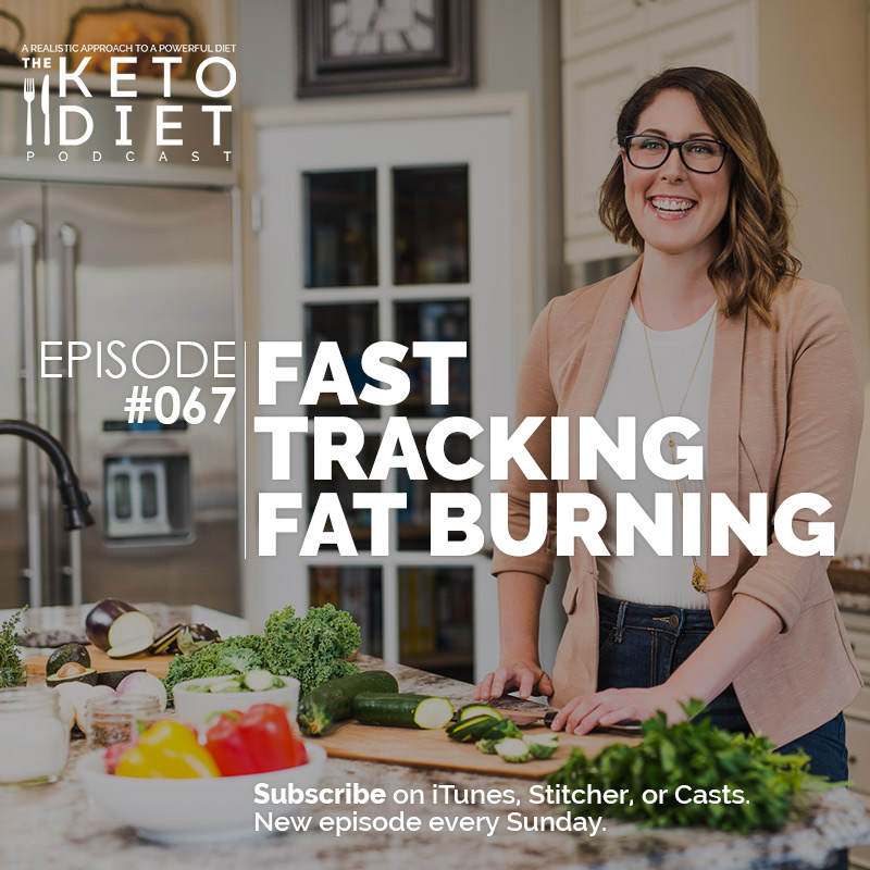 #067 Fast Tracking Fat Burning Mode with Justin Mares