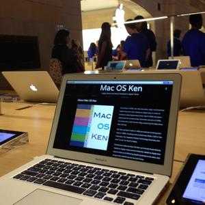 Mac OS Ken: 07.31.2013