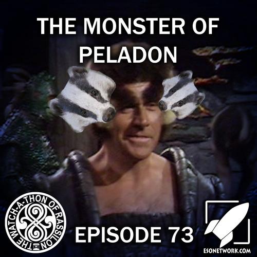 Artwork for Episode 73: The Monster of Peladon (The Perilous Paths of Peladon)
