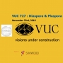 Artwork for VUC727 : Diaspora & Pluspora