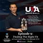 Artwork for Episode 9: Finding The Right Fit w/Andy Rojo, USA Baseball NTIS
