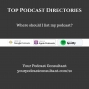 Artwork for Top Podcast Directories