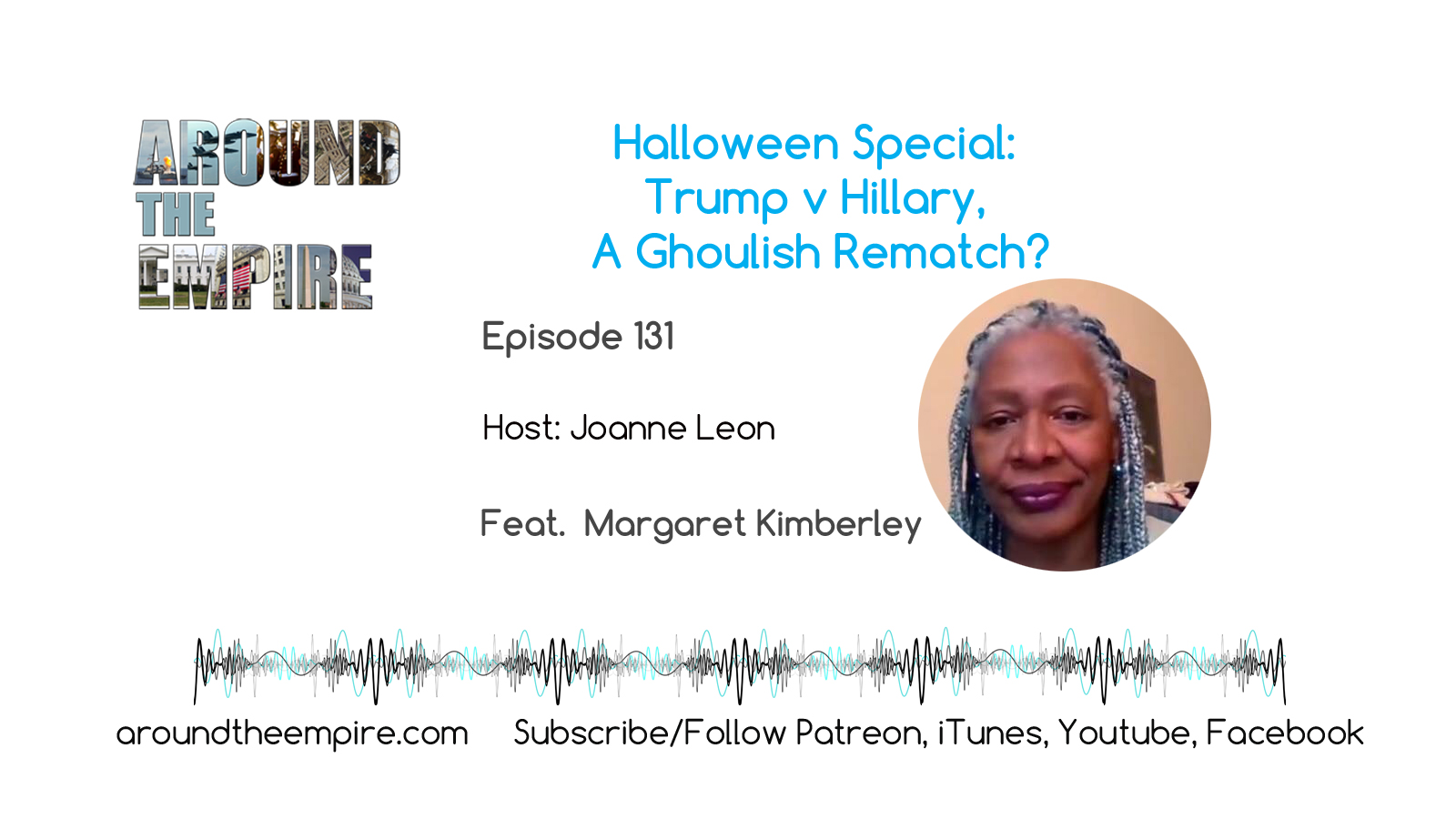 ep131 Halloween Special: Ghoulish Rematch? feat Margaret Kimberley