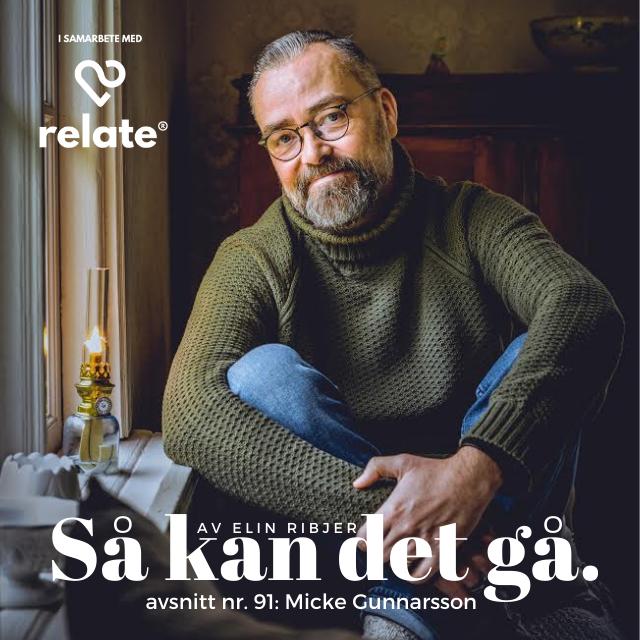 91. Micke Gunnarsson - Kärleksfullt föräldraskap för dig med tonåringar