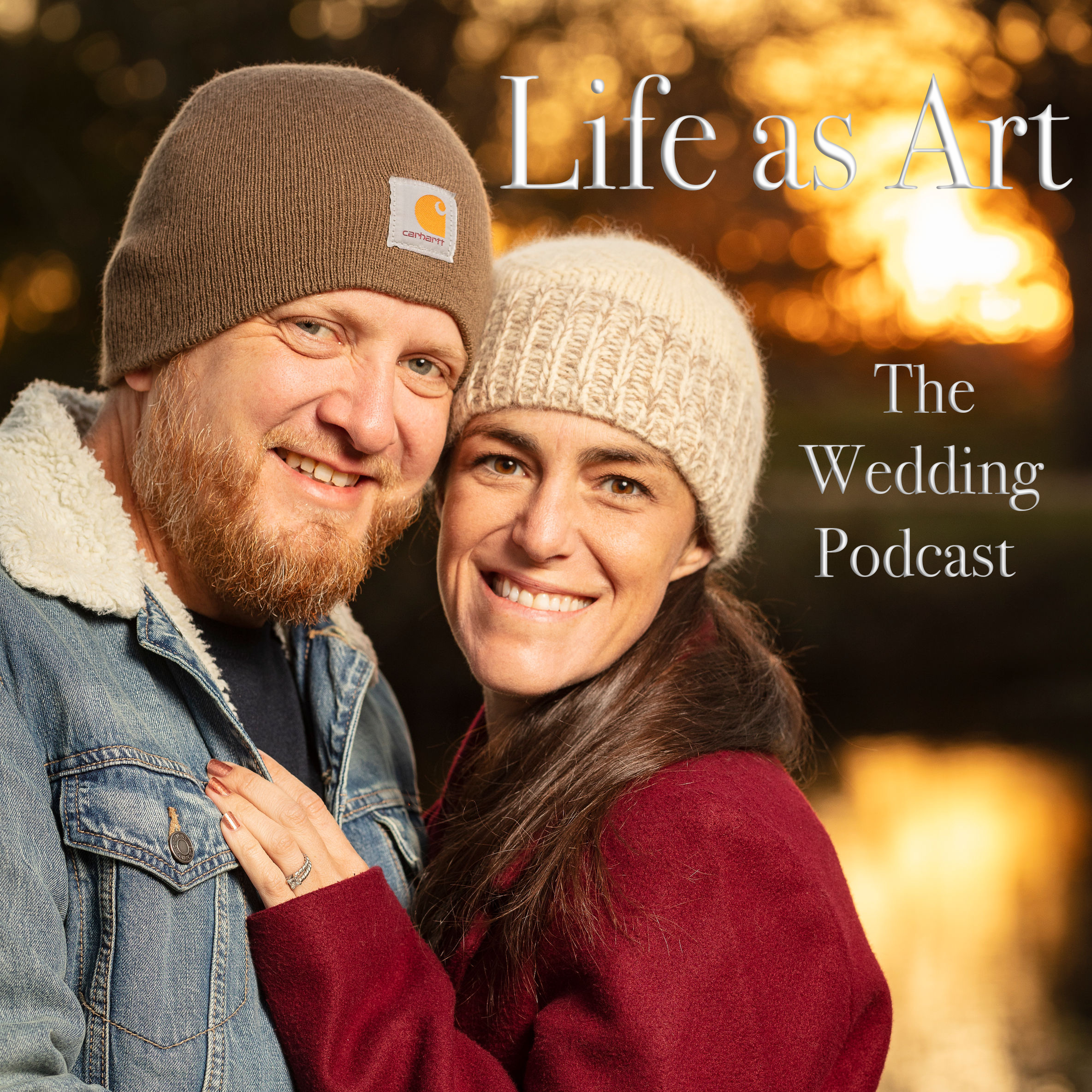 Life as Art The Wedding Podcast show art
