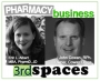 Artwork for Pharmacy Podcast Episode 174 3rd Spaces in Community Pharmacy with Dr. Erin Albert