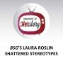 Artwork for BSG's Laura Roslin Shattered Stereotypes