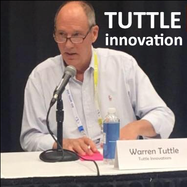 Artwork for TIS1e2- Innovation in America; IP Watchdog Founder Gene Quinn Discusses The History of Patent Law and Innovation in The US.