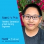 Artwork for The Next Generation of Self-Driving Engineers with Aaron Ma - Talk #318