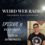Artwork for Episode 31 - Mitch Horowitz Talking New Thought, Chaos Magic, and Advice For The Seeker PLUS Bonus Audio