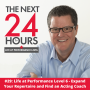 Artwork for #29: Life at Performance Level 6 - Expand Your Repertoire and Find an Acting Coach