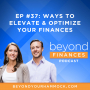 Artwork for 5 Ways to Elevate and Optimize Your Finances