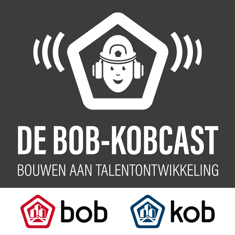De BOB-KOBcast show art