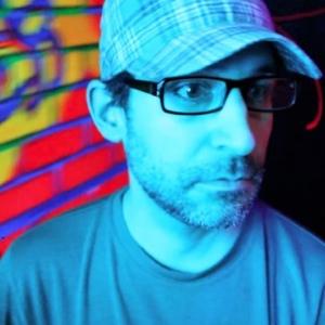 """Sound FX Designer Glenn Ricci aka """"Delirium Dog"""""""