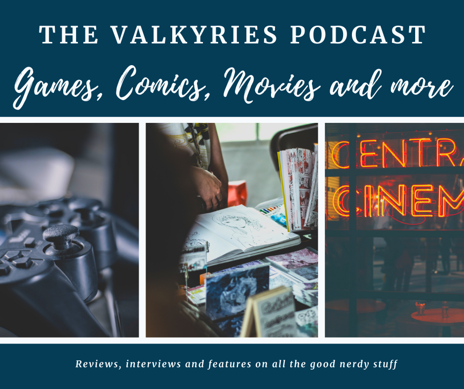 The Valkyries Podcast show art