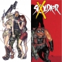 Artwork for Agent X #4 & Soldier X #4: Wade's World--The Deadpool Podcast Episode #59