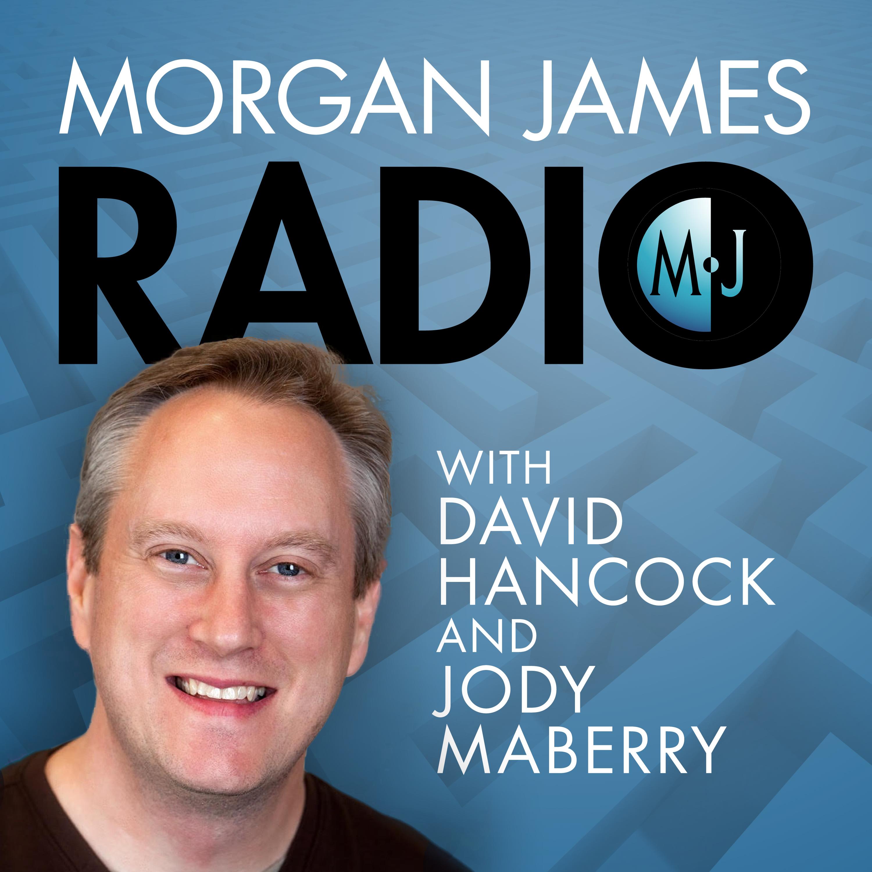 Morgan James Radio show art