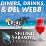 Artwork for Diners, Drinks, and Del Webb